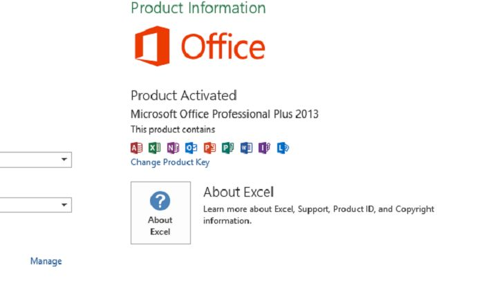 Key Office 2013 Professional Plus – Active Office 2013 Mới Nhất 2020
