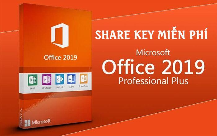 Key Office 2019 mới nhất 2020 – Giúp active bản quyền thành công