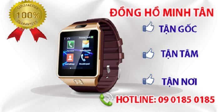 Mua đồng hồ điện thoại ở đâu tốt nhất?