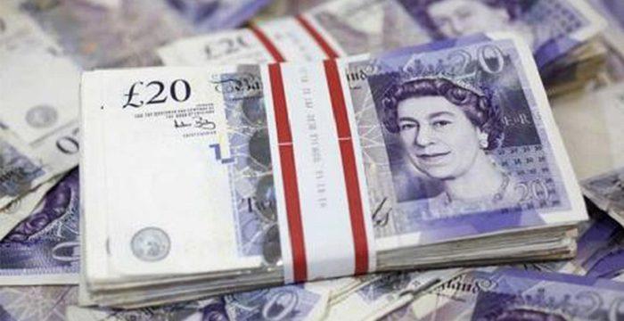 1 Bảng Anh bằng bao nhiêu tiền Việt Nam?