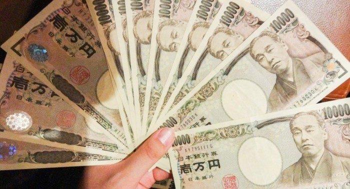 1 Yên bằng bao nhiêu tiền Việt Nam?