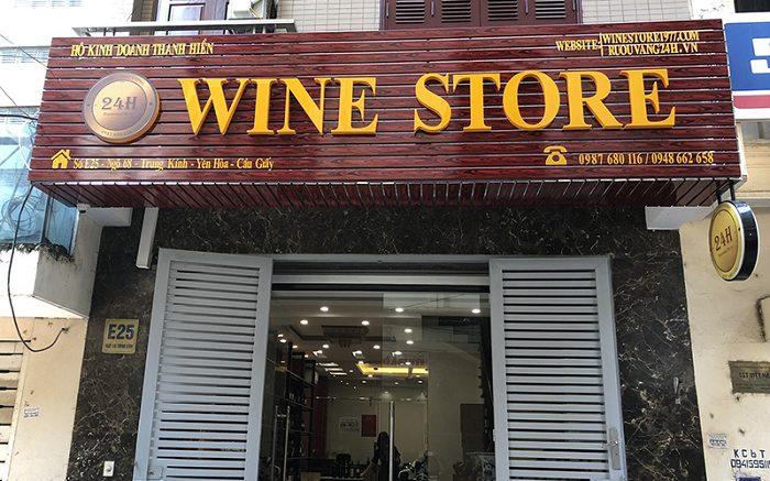 Địa Chỉ Mua Rượu Vang F Negroamaro Uy Tín