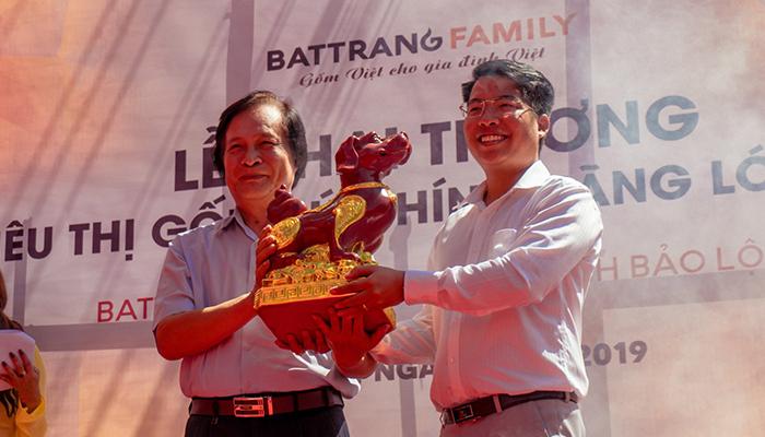 Hệ thống siêu thị Bát Tràng Family mở rộng tại Bảo Lộc