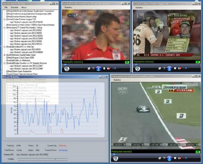 Cách xem bóng đá trực tuyến trên máy tính