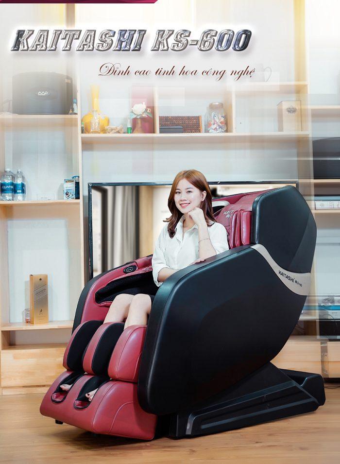 Bạn có đang sử dụng ghế massage đúng cách?