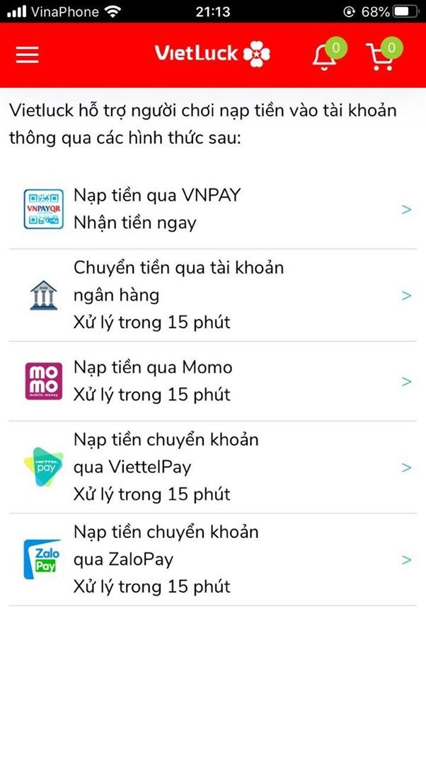 Những tính năng đặc biệt của app mua Vietlott mà bạn cần phải biết