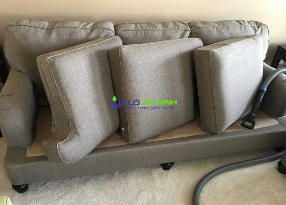 Alo Vệ Sinh giặt ghế sofa giá rẻ nhất Sài Gòn