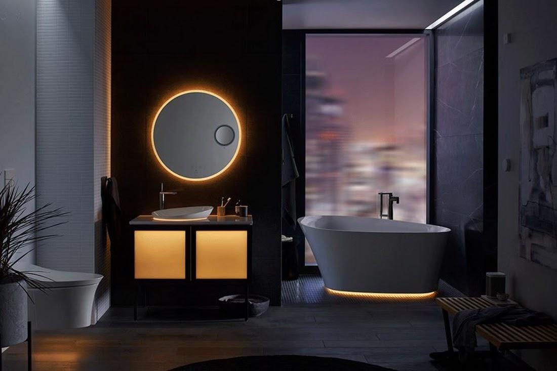 Xu hướng sử dụng thiết bị nhà tắm thông minh trong thời đại 4.0