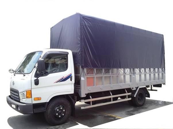 Cho thuê xe tải chở hàng TPHCM uy tín và chất lượng