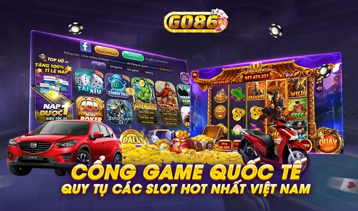 Game bài Club review game bài đổi thưởng Go86 Club