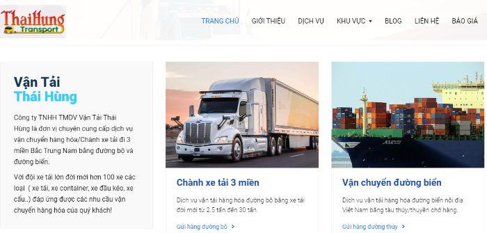 Đơn vị cung cấp dịch vụ gửi hàng đi Hà Nội tại quận 12 uy tín