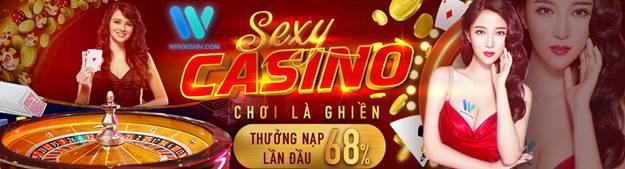 WIN365hn ┃Sòng bạc trực tuyến - Casino trực tuyến hàng đầu Việt Nam