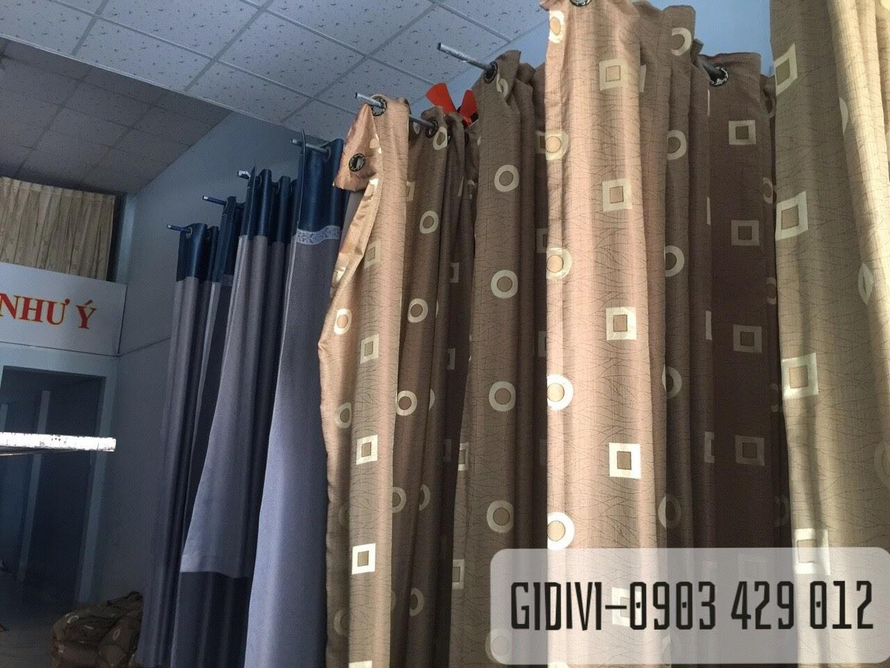 Dịch vụ giặt rèm cửa giao nhận tận nơi