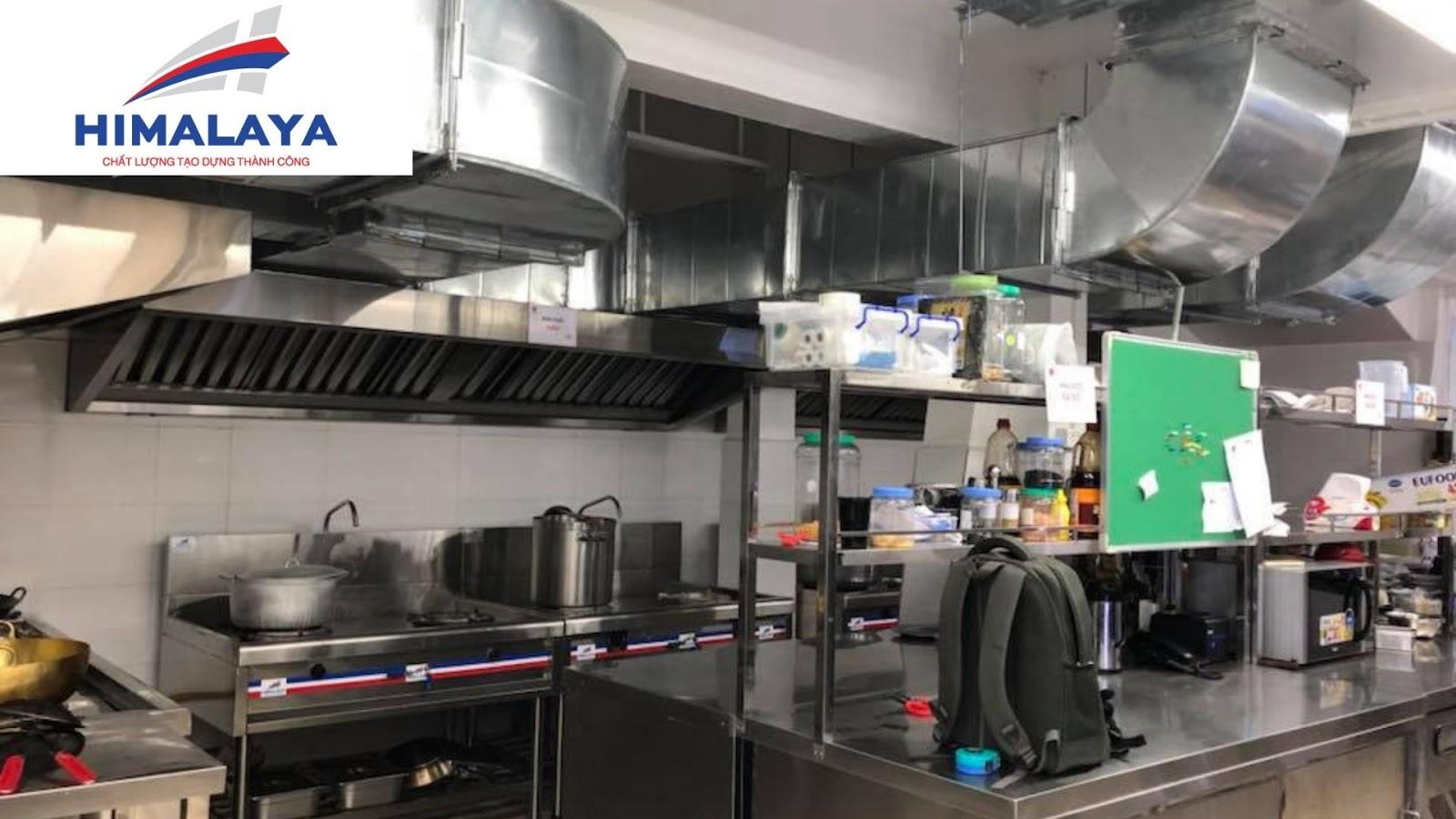 Những ý tưởng độc đáo cho bếp công nghiệp