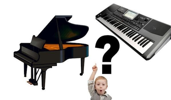 [Hỏi Đáp] Piano và Organ khác nhau như thế nào?