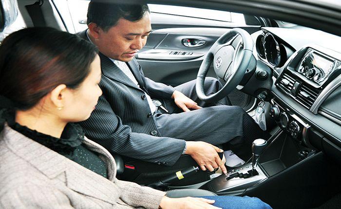 Hoclaixe12h.com đào tạo bằng lái xe uy tín, chuyên nghiệp