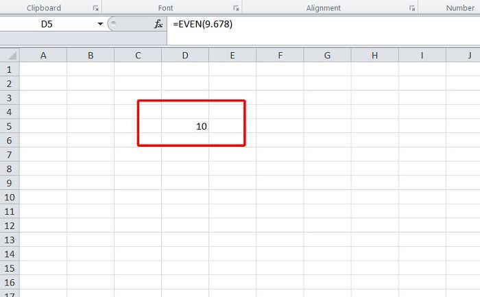 Cách làm tròn số trong excel đơn giản và chi tiết nhất hiện nay